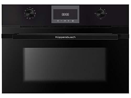 Küppersbusch CBM 6330.0 SE5 K-Series. 3 Compact Backofen mit Mikrowelle Schwarz/Black Velvet