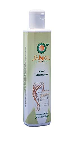 SANOLL Hanf Shampoo 200ml