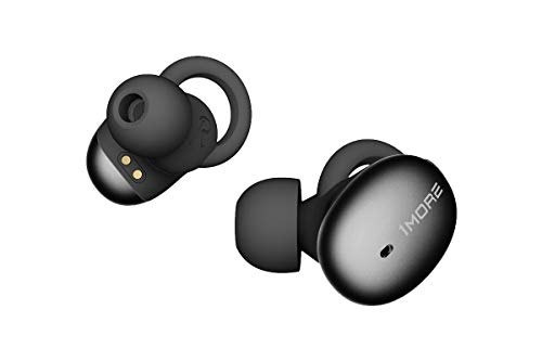 1MORE E1026BT Stylish True - Auriculares inalámbricos, Color Negro