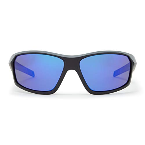 Gill Race Fusion Wassersport Strand Bootfahren Yachting oder Surf Sonnenbrille Blue Mirror - UV-Sonnenschutz und SPF-Eigenschaften