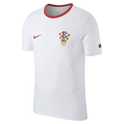 Nike CRO M NK Tee Crest Weiss - XL