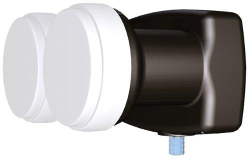 Inverto IDLB-SINM40-MNOO6-8PP - LNB para equipos por satélite (150 mA), negro