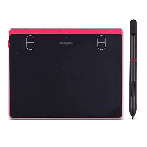 COUYY 6 Pollici Scrittura a Mano Digital Tablet PS PS Mouse Anime Anime Drawing Board Drawing Board Electronic Drawing Board
