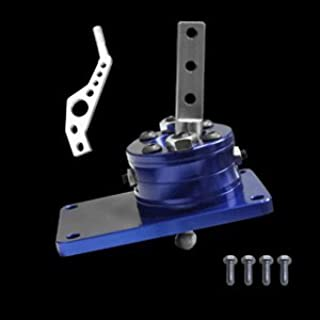 UPR 2001-04 Mustang TR3650 Blue Thunder Shifter with Billet Trick Stick