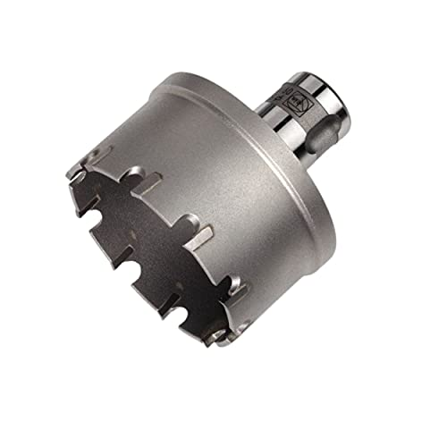 Fein 63131441010 - Sierra de corona de metal duro para tubos con alojamiento QuickIN Plus