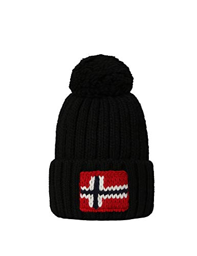 Napapijri SEMIURY 3 Negro Hat Unisex NP0A4EMB041