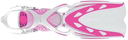 Mares X-Stream Geräteflossen (pink, XS...