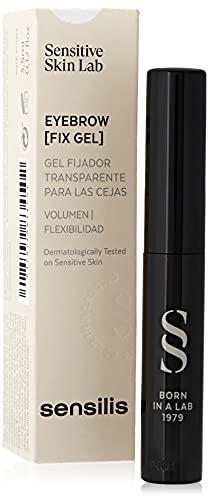 Sensilis Gel Fijador de Cejas Eyebrow Fix Gel, y de Larga Duración, Transparente, 0.5 G