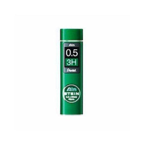 ぺんてる シャープペンシル替芯 Ain替芯 シュタイン 0.5mm 3H C275-3H 『 2セット』