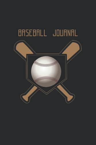 Baseball Journal: Notebook , Stat Book , Coaching Journal