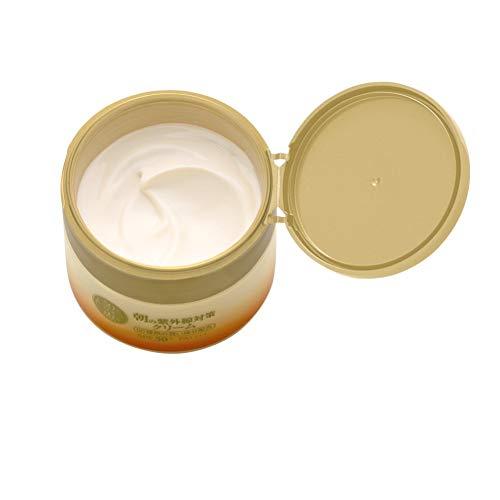 ロート製薬50の恵エイジングケア朝の紫外線対策クリーム養潤成分50種類配合オールインワンSPF50+PA++++90g