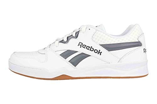 Reebok Royal BB4500 LOW2, Zapatillas Hombre, BLANCO/CDGRY6/RBKG06, 44 EU