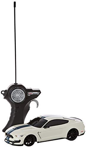 Maisto 81088 - Ford Shelby GT350, Funkgesteuert - Maßstab 1/24, weiß