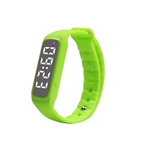 Yangangjin Smart Bracelet Smart Watch Sports Fitnesstracker voor smartphone pedometer, tracking calorie, slaapmonitor, gratis fitness-app voor Android en iOS