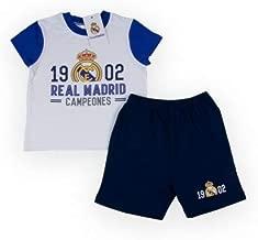 Amazon.es: pijama corto real madrid