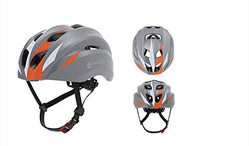 Casco de Ciclismo Casco de Ciclismo Inteligente Bicicleta Ultraligero Casco Bluetooth Casco...