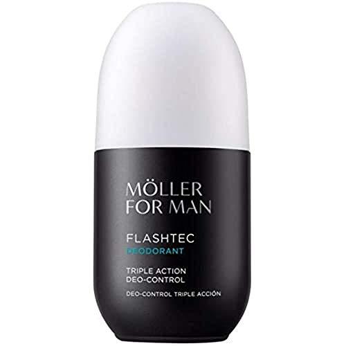 ANNE MOLLER Pour Homme Control Triple Action Desodorante, 75 ml