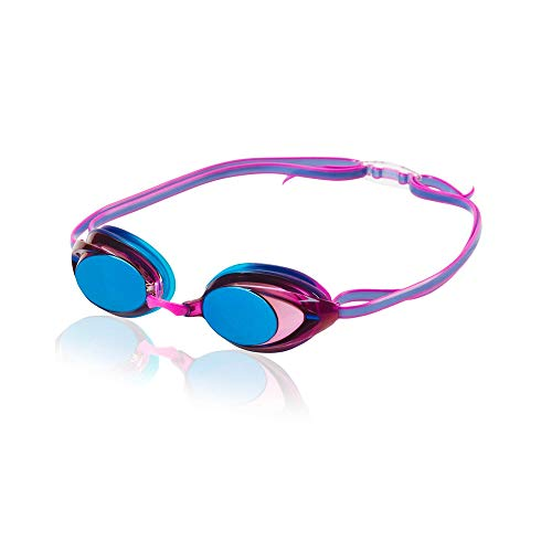 Speedo Women#039s Swim Goggles Mirrored Vanquisher 20