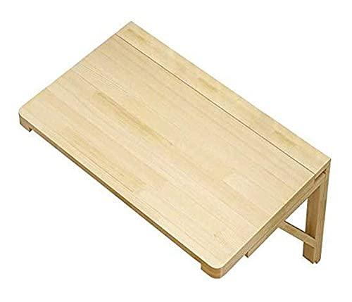 XXCHUIJU Tavolino Tavolini Tavolini Pieghevole Parete Appeso Tavolo da Tavolo Laptop Desk Semplice Tavolo d'attaccatura Mobile per la Piccola Lavanderia/Cucina/Sala da Pranzo Piccoli tavolini