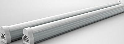 LED Trail EZ-Mount LED Tube Light-T8, 9W-6000K, 2'