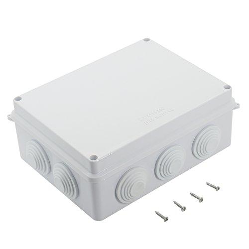 "Amazon.com - IP65 Project Box Enclosure, 7.9""x 6.1"" x 3.1"" 200mm x 155mm x 80mm"