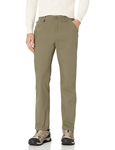 Columbia Herren Rugged Ridge Outdoor Pant Wanderhose, Steingrün, 42W x 30L