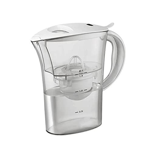 Sdesign Restaurar la jarra de agua alcalina con nuestro filtro de larga duración - purificador de filtro de agua alcalina - sistema de jarra de filtración de agua - Máquina de agua alcalina ionizada a