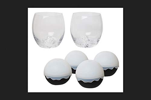 Refinería claro cristal y hielo Mold Set