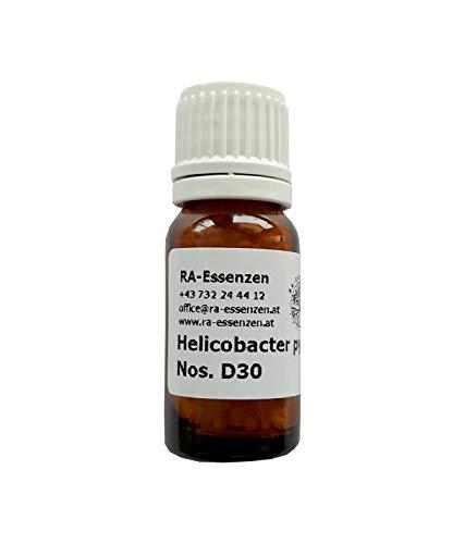 Helicobacter pylori Nos. D30, 10g Bio-Globuli, radionisch informiert - in Apothekenqualität