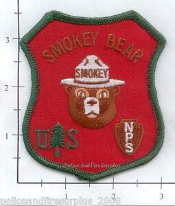 us forest service patch - 4