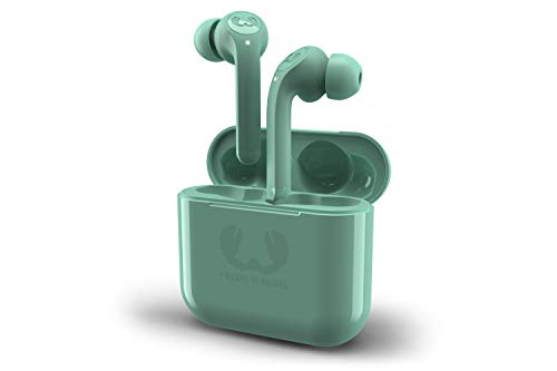 Fresh 'n Rebel Twins Wireless In-Ear Auriculares – True Wireless, Auriculares inalámbricos intraurales Bluetooth TWS - Misty Mint