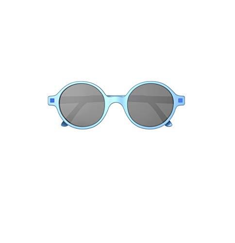 KI ET LA Redondo T5 Montures de Lunettes, Bleu (Azul), 4 Mixte bébé