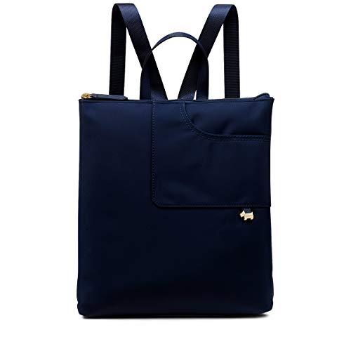 Radley London Pocket Essentials Rucksack mit Reißverschluss, mittelgroß, ink (Blau) - H1455401