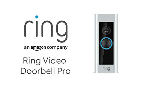 Ring Video Doorbell Pro Hardwired | Includes Chime...