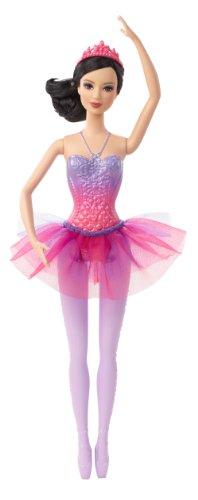 Barbie - Bcp14 - Poupée - Ballerine Tutu - Violet/Rose