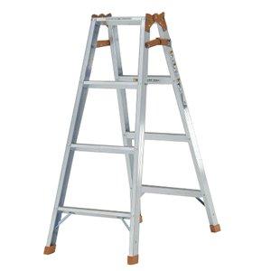 ピカコーポレイション はしご兼用脚立 K-120D 4段 4尺