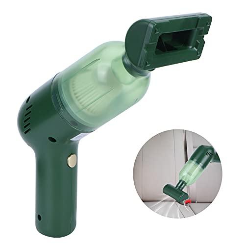 Yisenda Aspirador, Aspirador 8000pa para el hogar para el automóvil para la Oficina(Green, Pisa Leaning Tower Type)