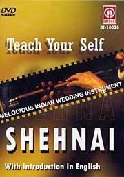 TEACH YOURSELF SHEHNAI - DVD
