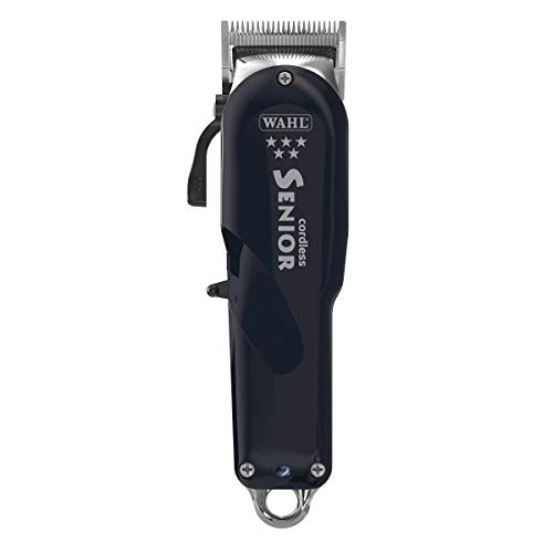 Wahl Senior Cordless 5 Star Uso a Batería y a Cable, Especial Degradados