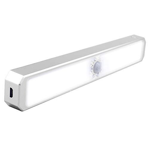 DAYUANDIAN Infrarot-Induktion des menschlichen Körpers unter Kabinettlicht, magnetische LED-Küchenbeleuchtung, stufenlos dimmendes Nachtlicht für Schrankgarderobe