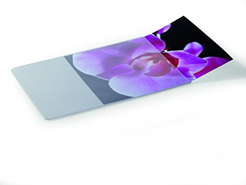 Durable 574719 Mouse Pad Plus (mit Fotoeinschub) 1 Stück grau/transparent