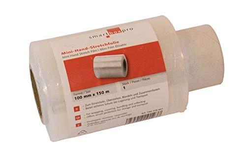 smartboxpro 243122240 Stretchfolie, (B)100 mm x (L)150m, stärke: 15 my