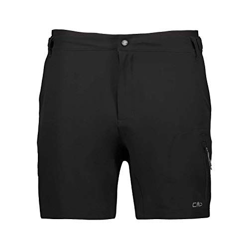 CMP Shorts da Free Bike con Mesh Interna, Uomo, XX-Large, Nero