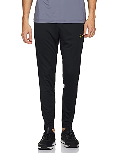 Nike Dri-Fit Academy Pantalone, Nero/Bianco/Oro Saturn, XL Uomo