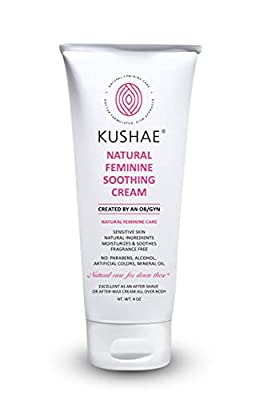 Kushae Feminine Soothing Cream