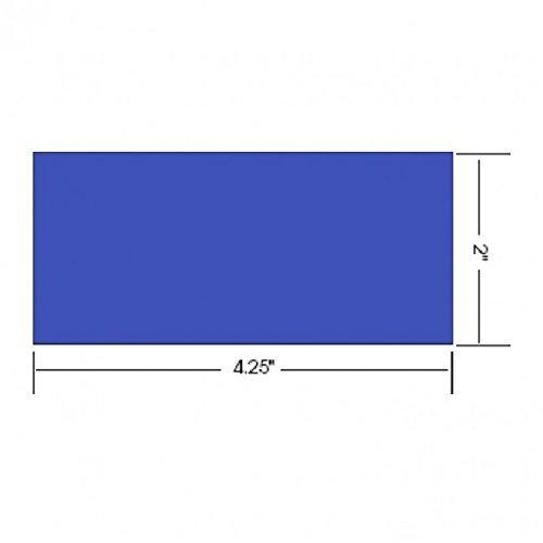 Super Blue Drop in Welding Lens Small 2 X 4.25