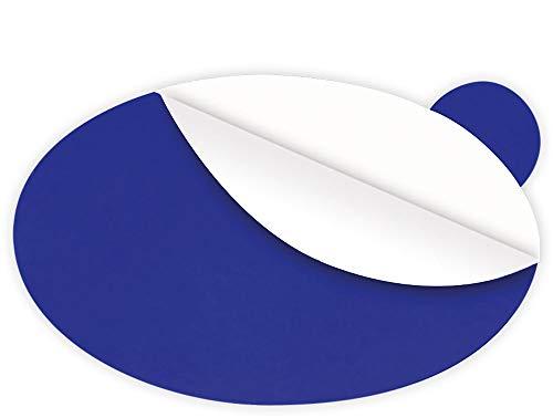 BLASENSTOPPER 6 Stück oval - Zur Vermeidung von Blasen und Druckstellen