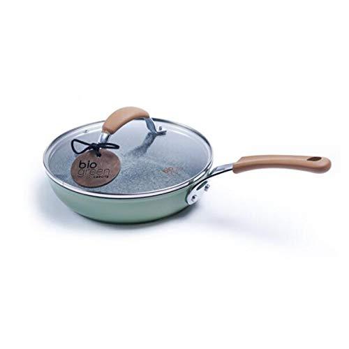 HENGXIANG Frying Pan - Duitsland 100% APEO en PFOA Stone-afgeleide Antiaanbaklaag Pot - Steak Pot - Induction Cooker Universeel - 20/24 / 28cm