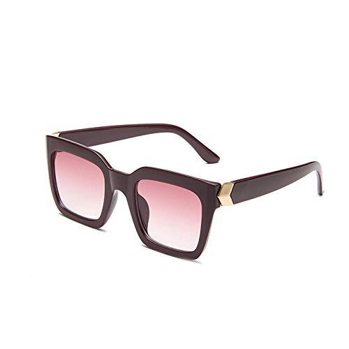 Gafas de sol cuadradas vintage mujeres marco pequeño punk gafas de sol hombres gafas moda vintage retro gafas