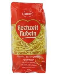 Zabler Hochzeit Nudeln Hubertus Spätzle geschabt Inhalt 500g